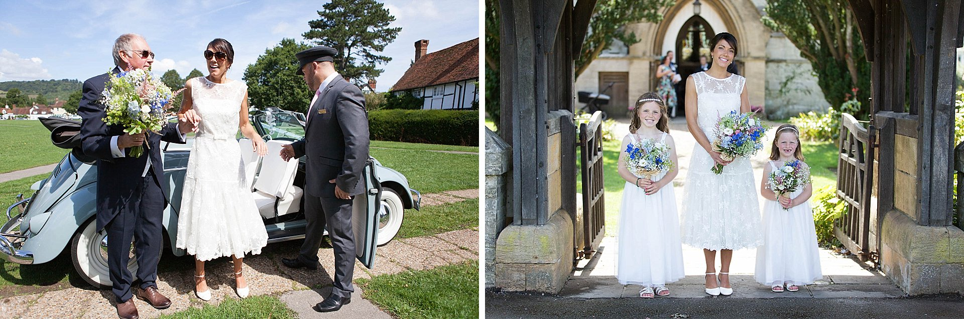 Brockham Green Wedding Photographer