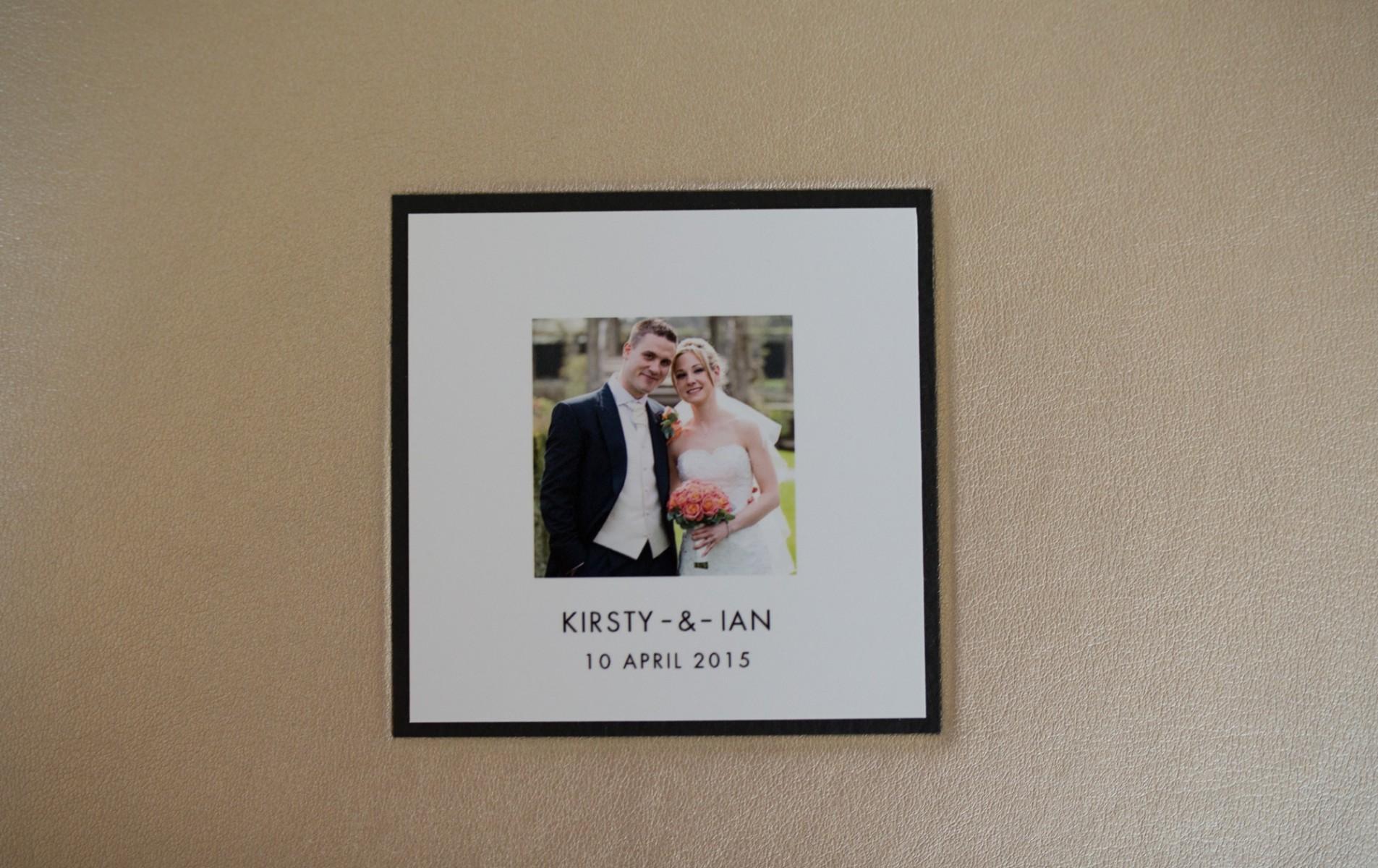 Great Fosters Wedding Album