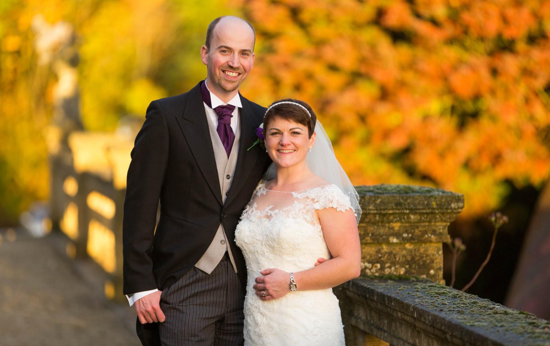 Eynsham Hall Wedding - Carolyn and Simon