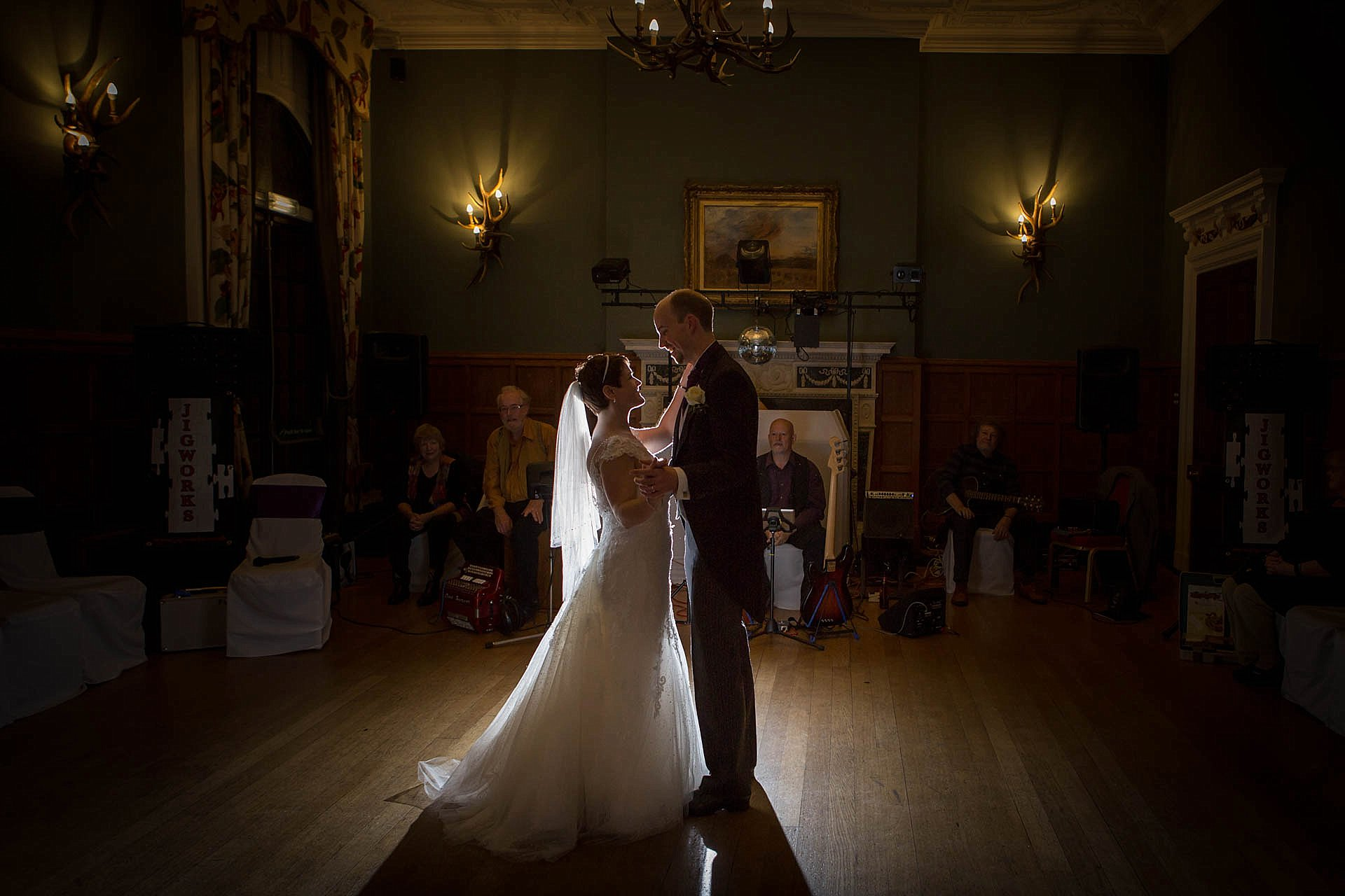 First dance - Oxfordshire Wedding