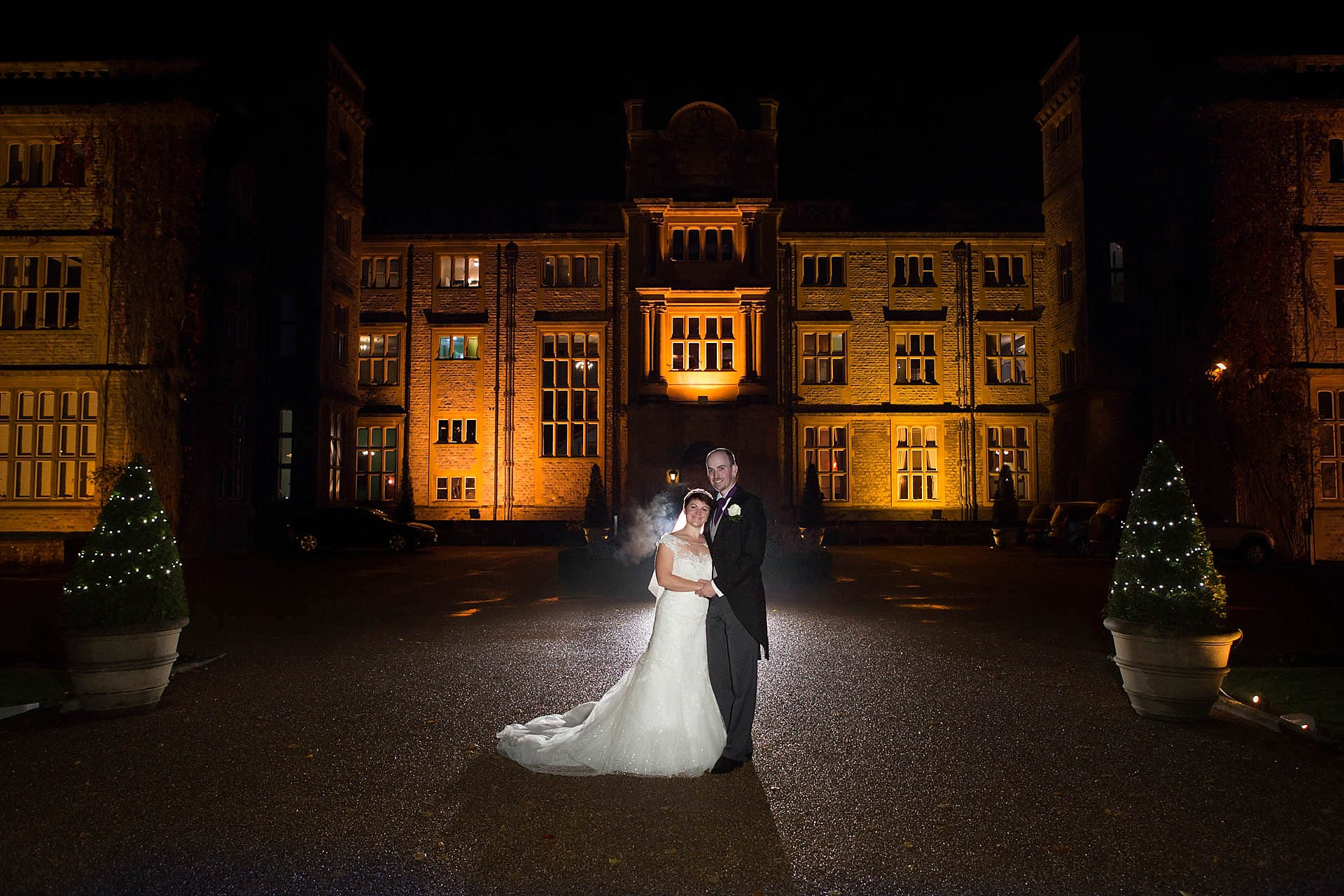 Oxfordshire wedding - creative portraiture