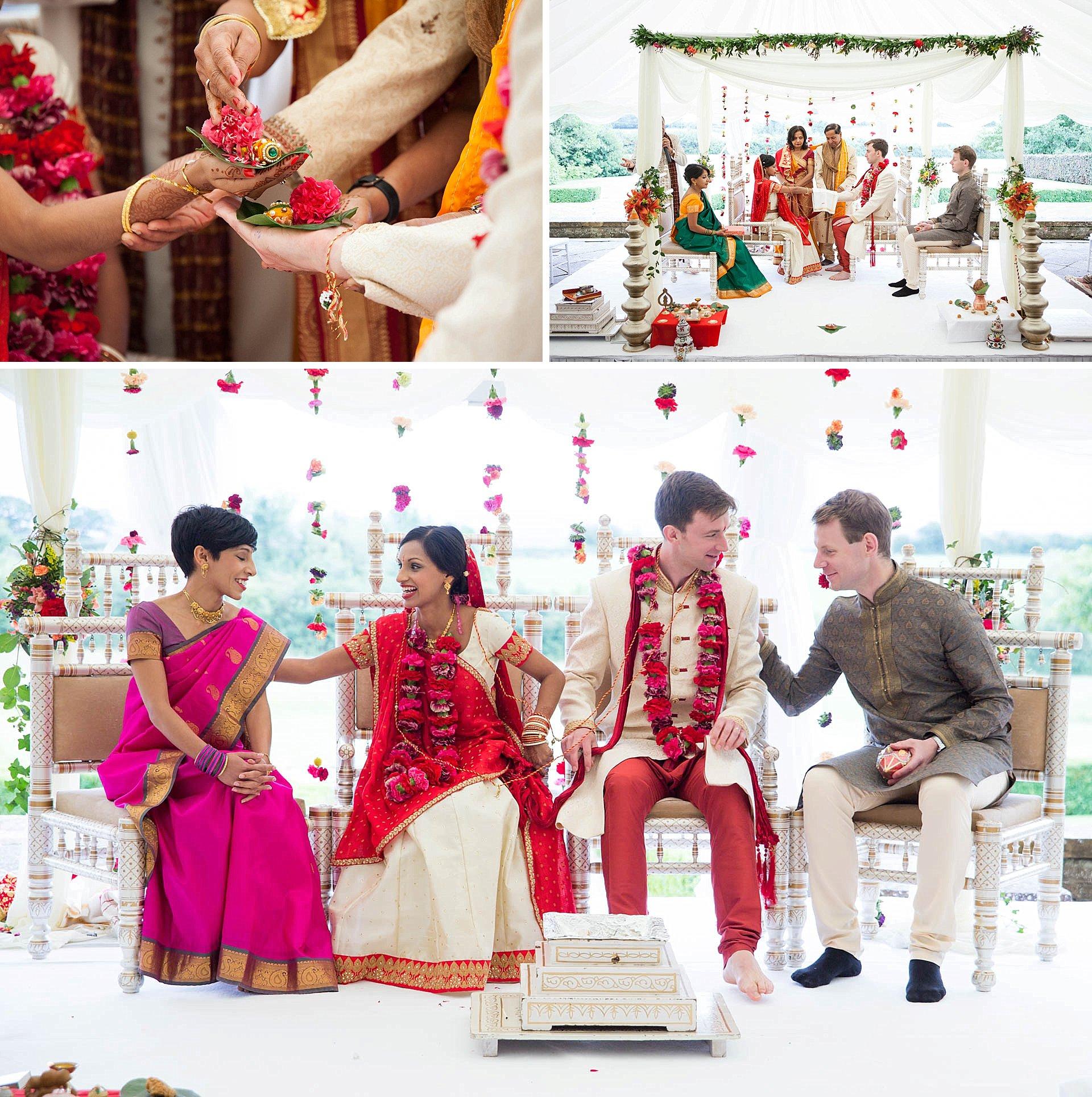 Poundon House Hindu Ceremony