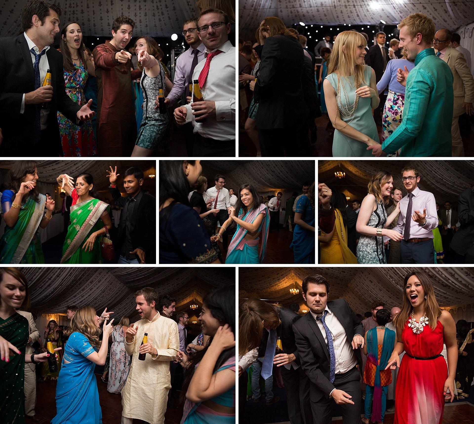 Poundon House Indian Wedding Reception