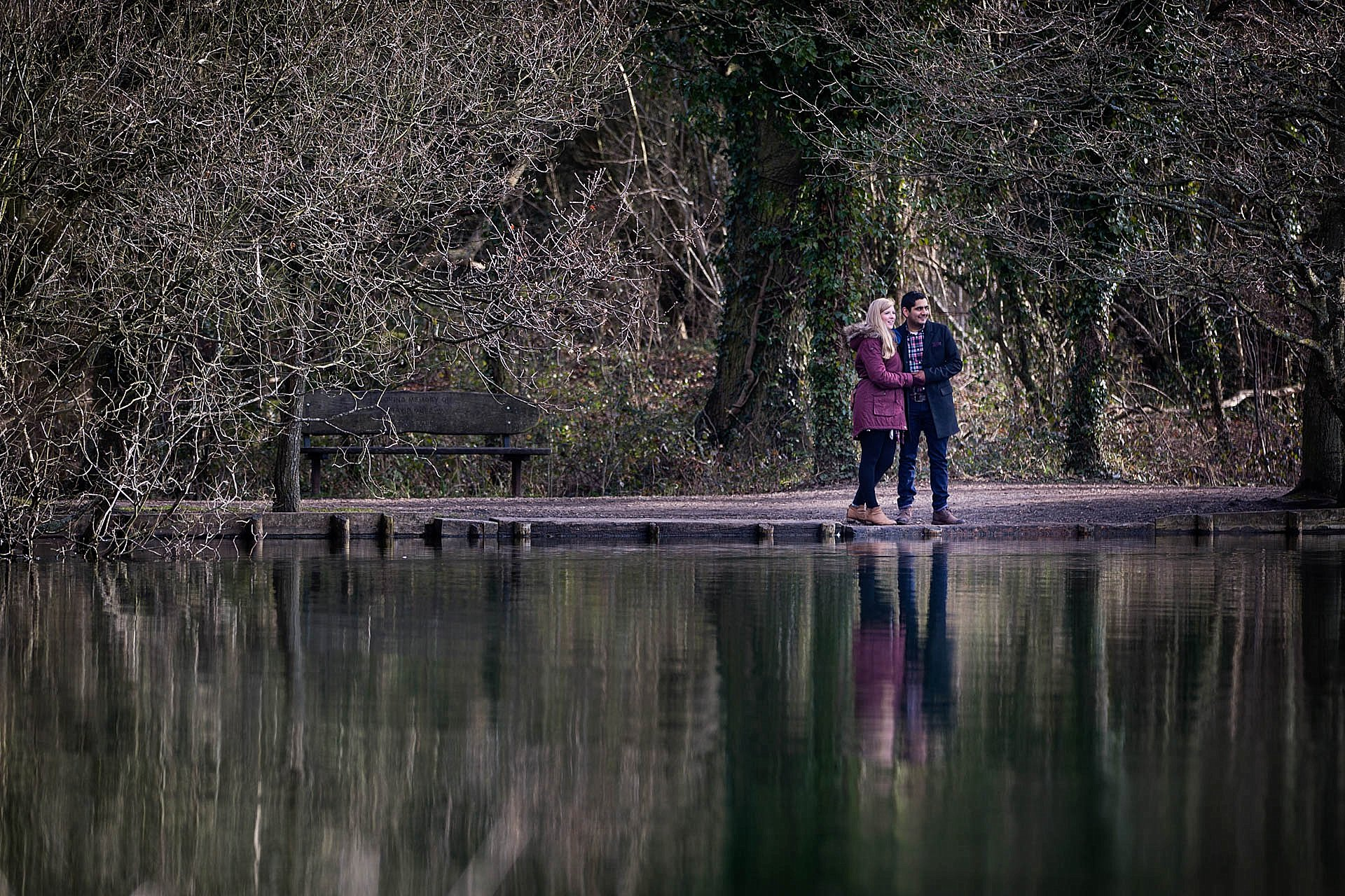 Dinton Pastures portrait session