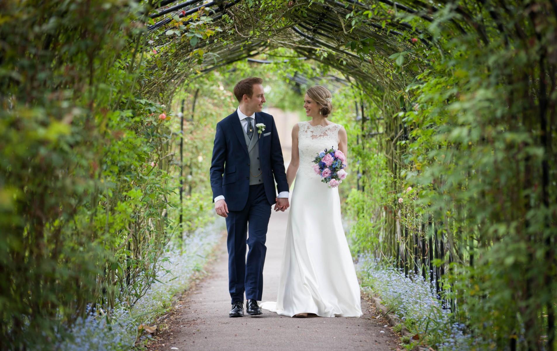 Nonsuch Mansion Wedding - Caroline and Paul