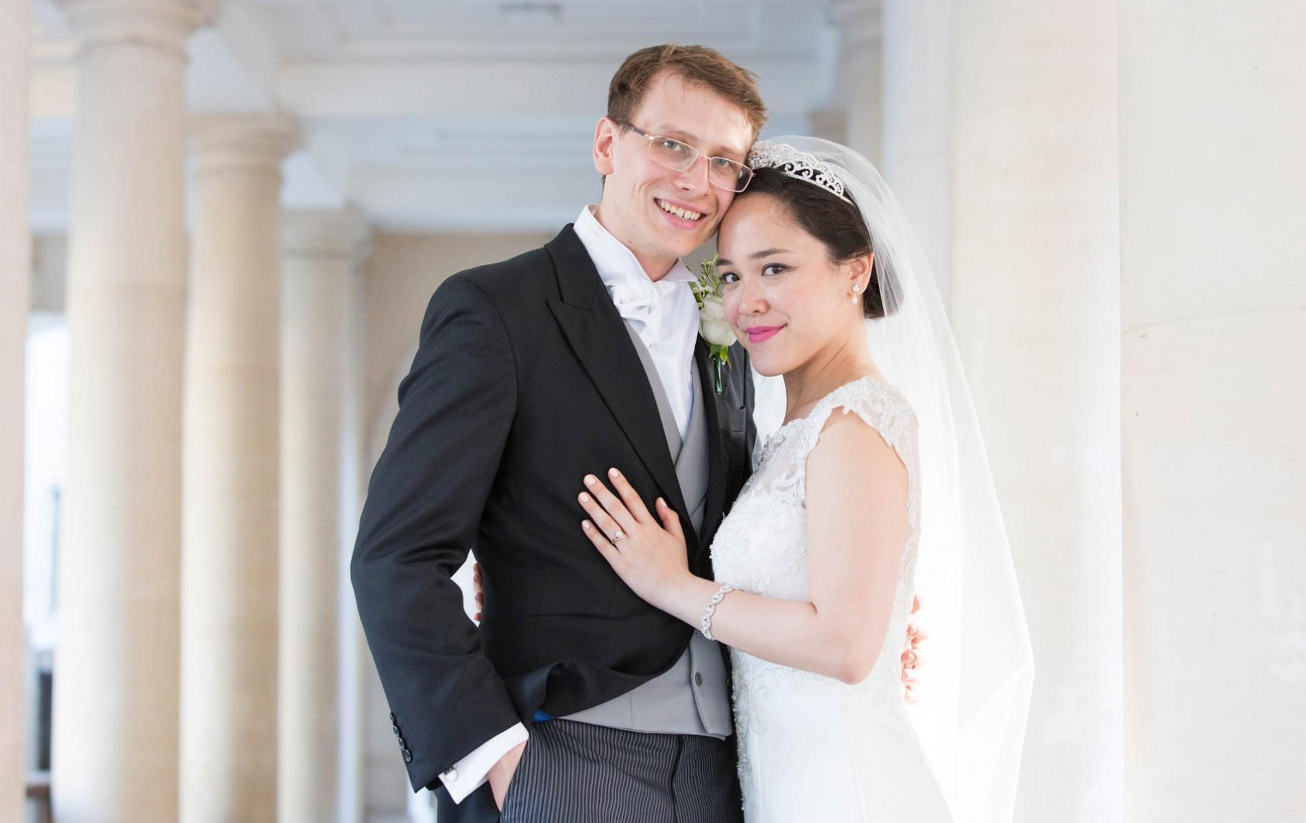 Temple Church Wedding - Jennifer and Jonathan