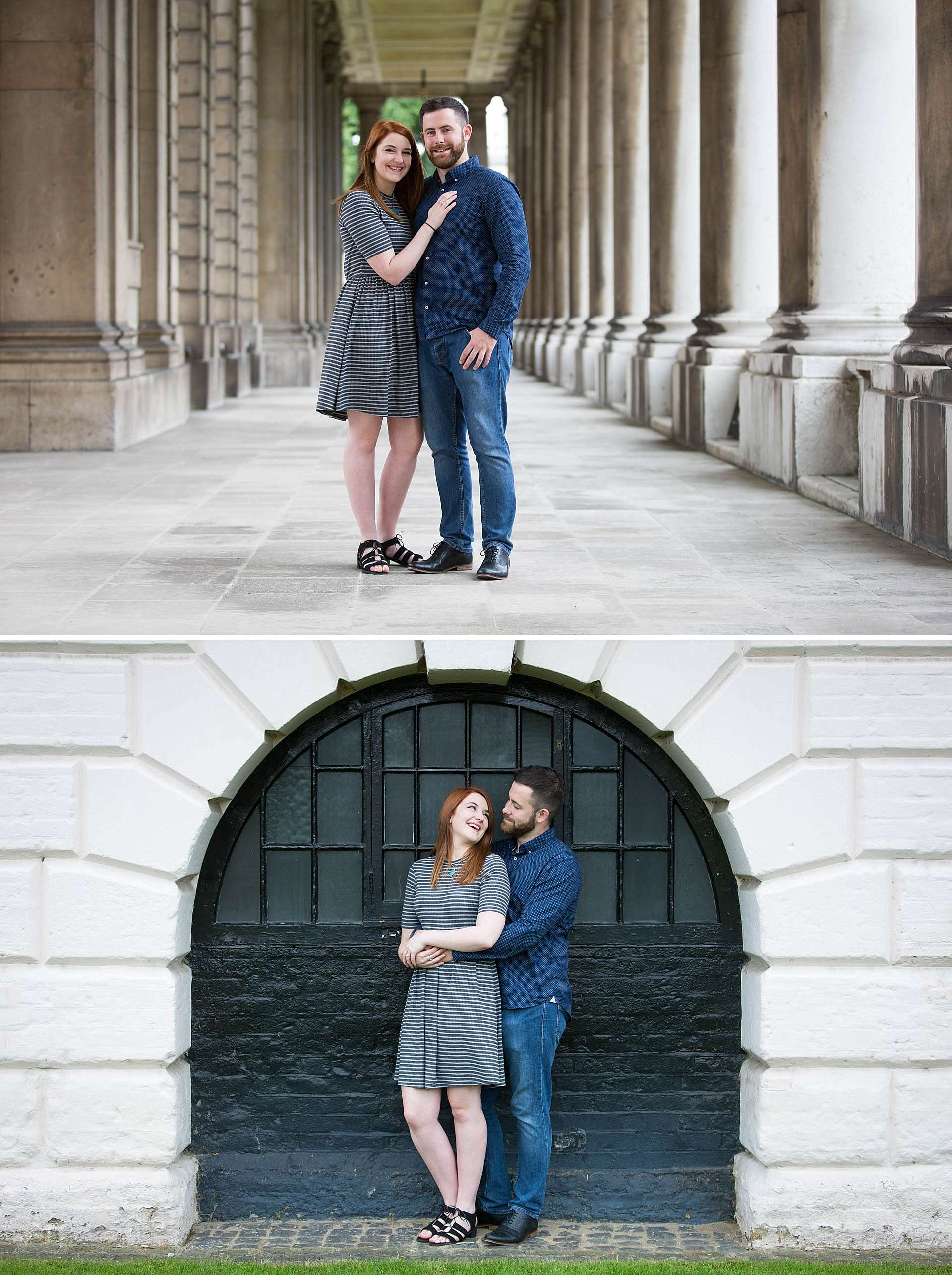 Old Naval College engagement shoot