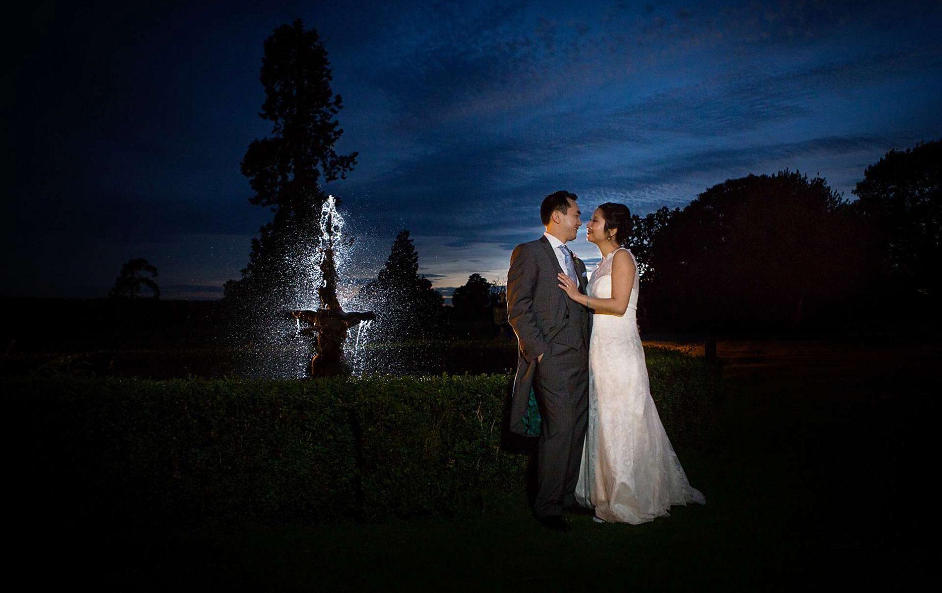 Gosfield Hall Wedding - Ana and Philip