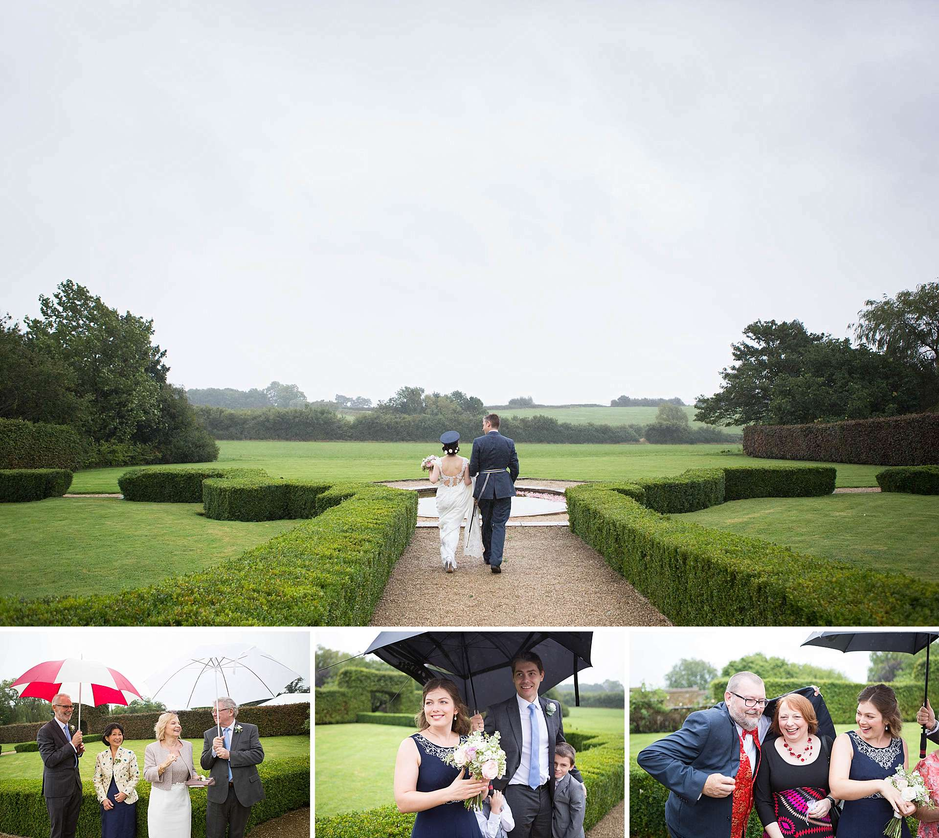Oxfordshire military wedding