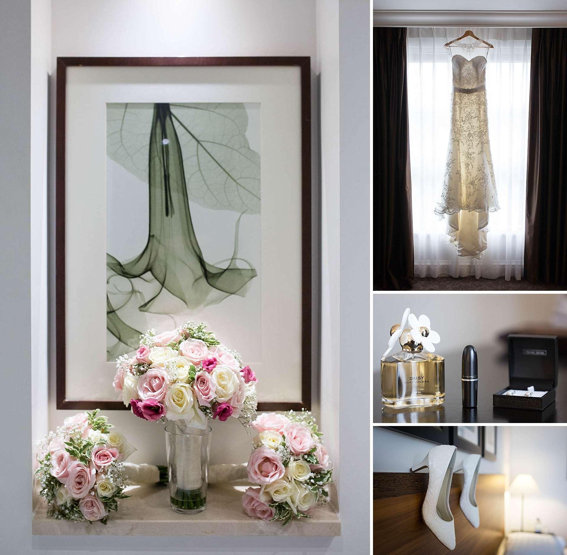 Hyatt Regency London - The Churchill Wedding
