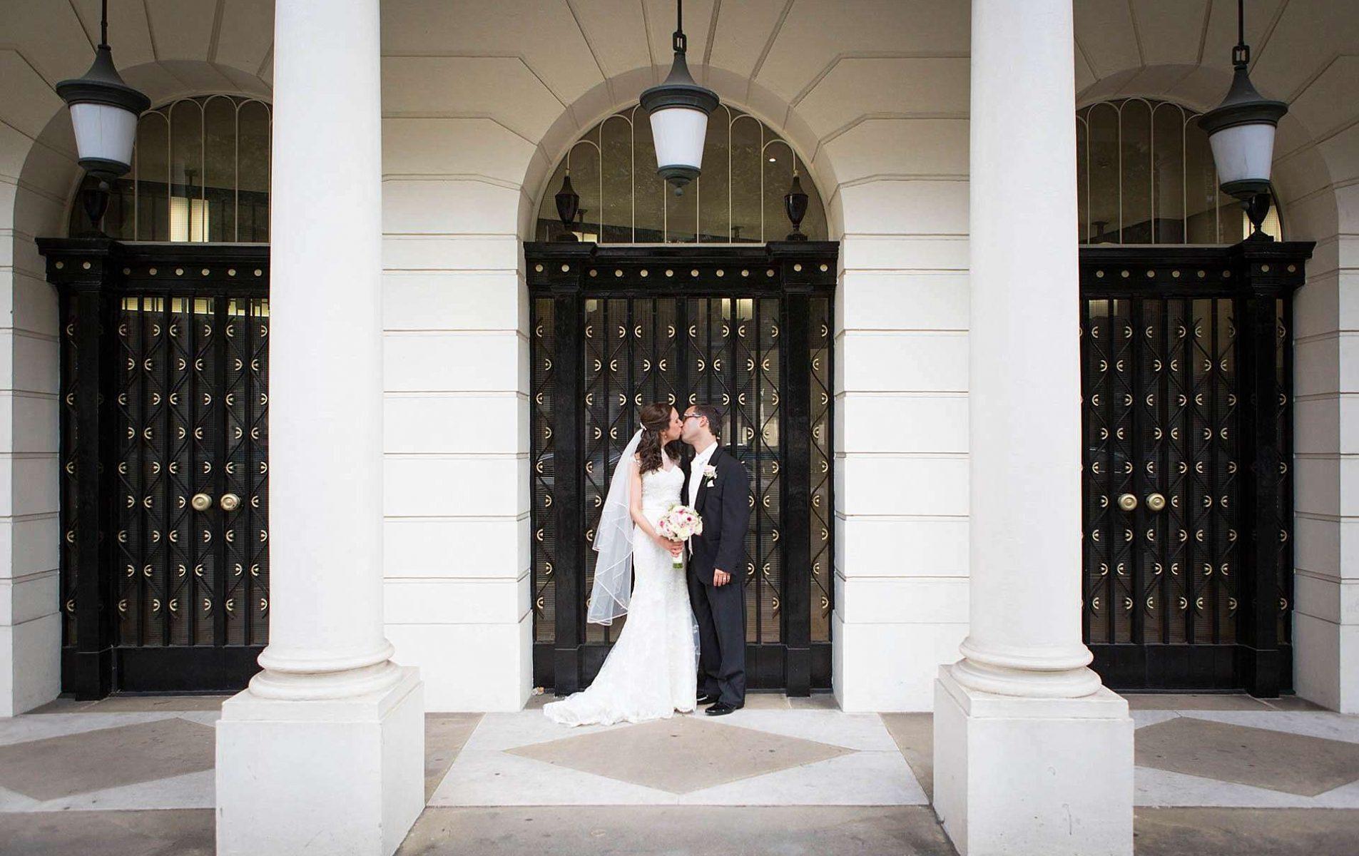 Hannah and Adam's London Jewish Wedding