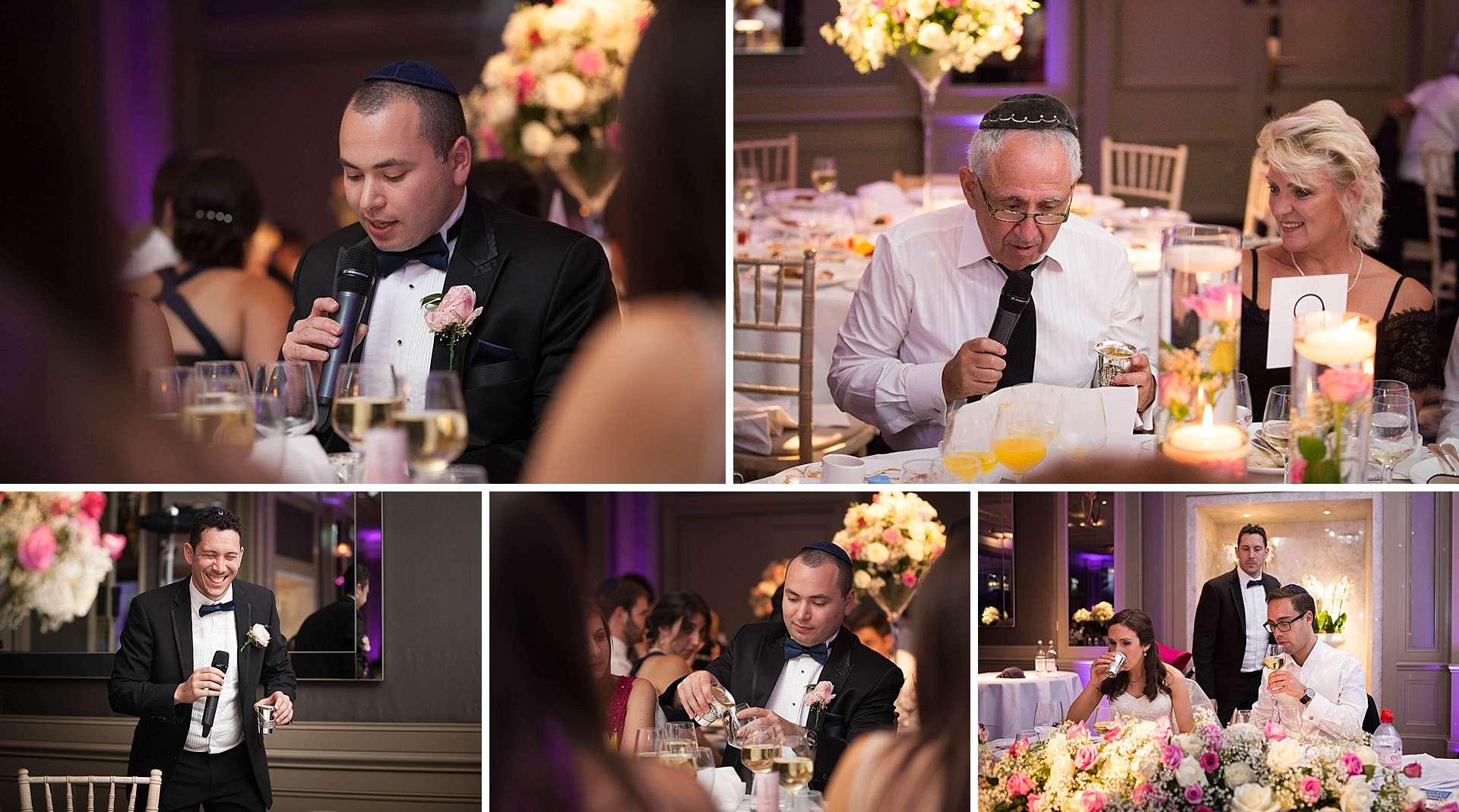 Jewish Wedding at Hyatt Regency London