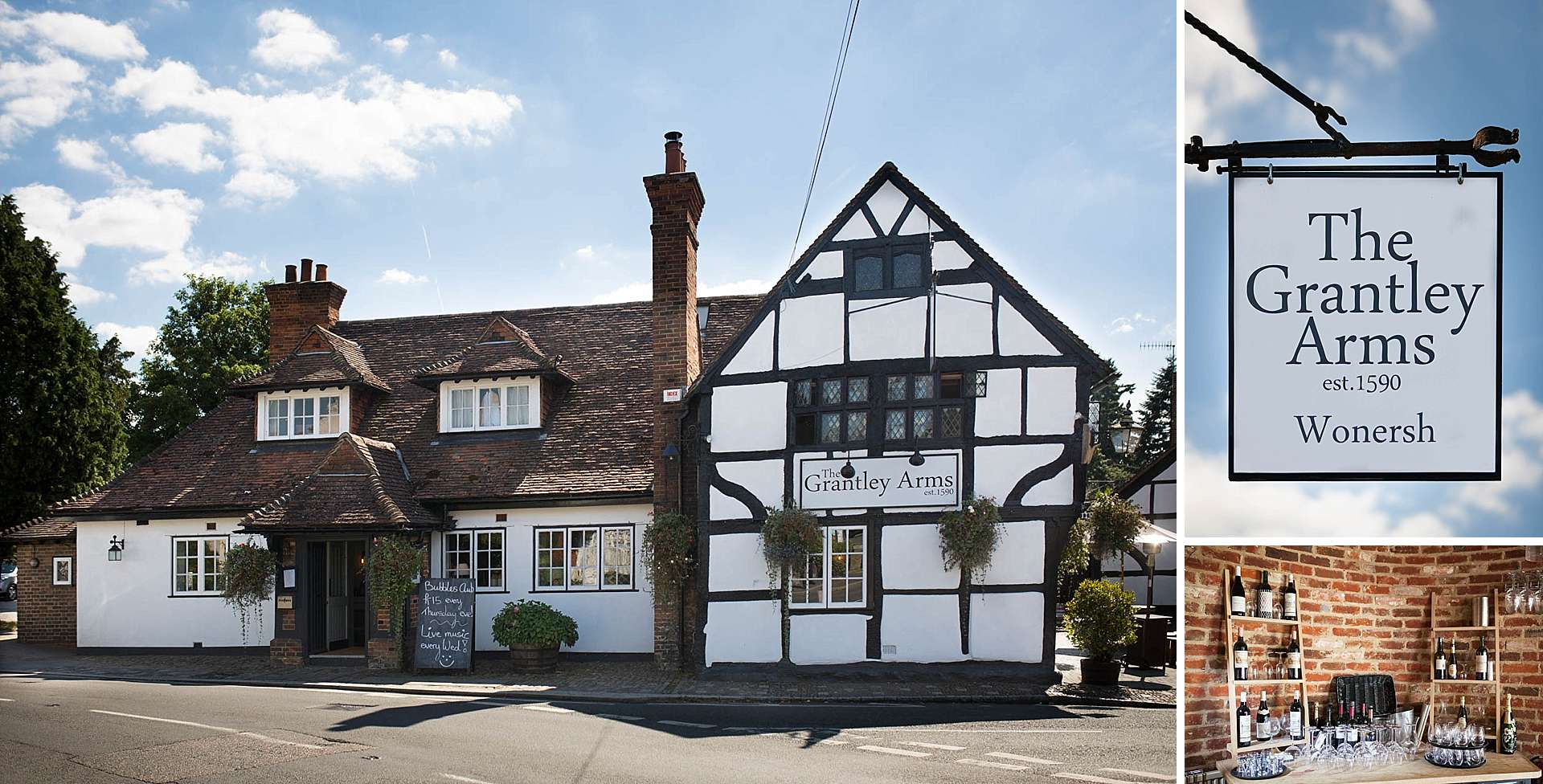 The Grantely Arms Wonersh