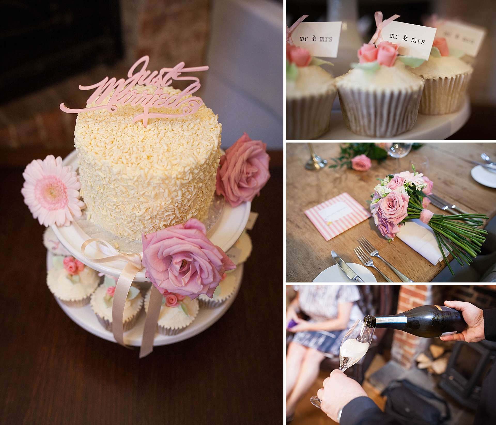 Surrey wedding - details