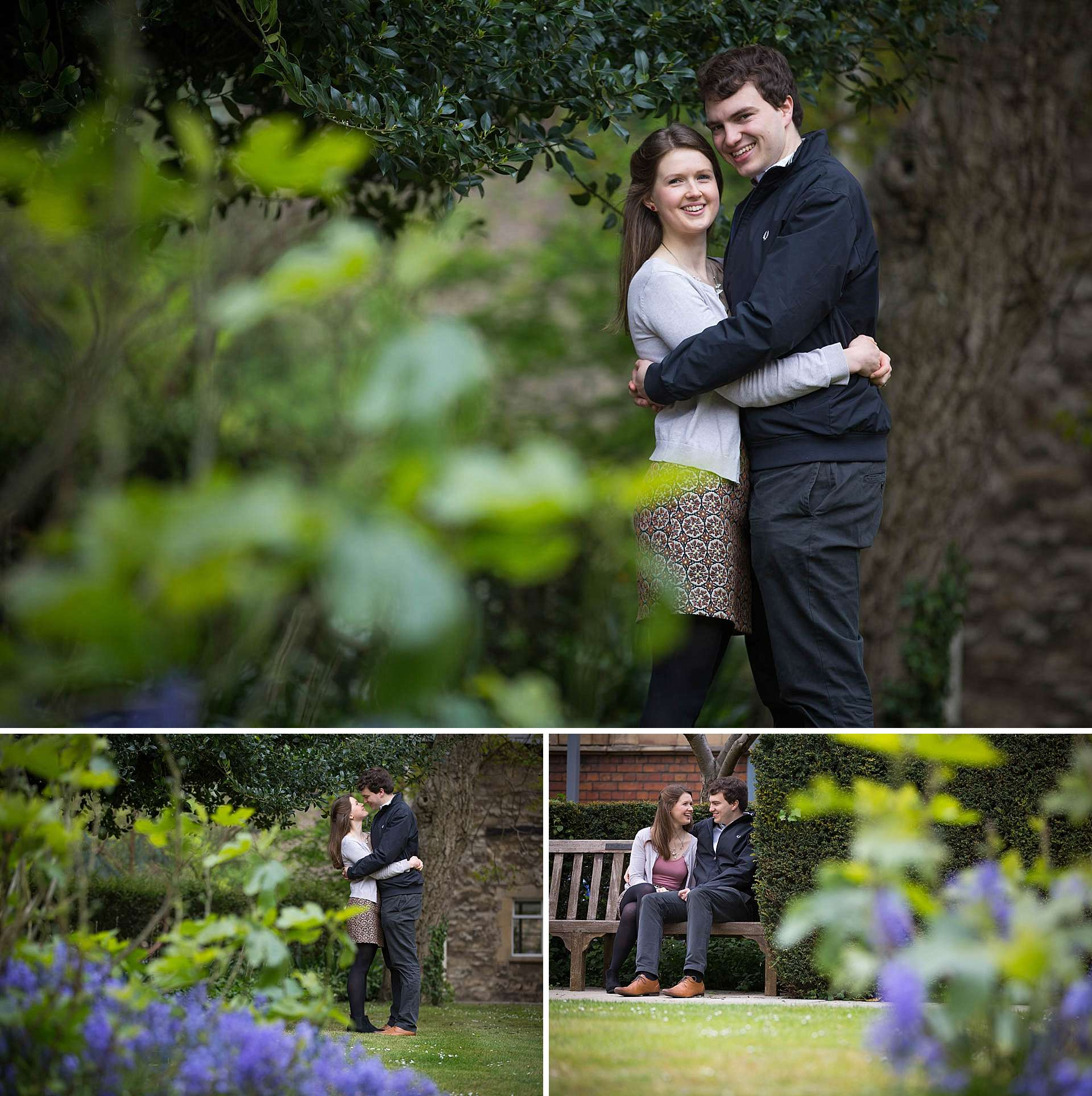 Oxford Engagement Shoot