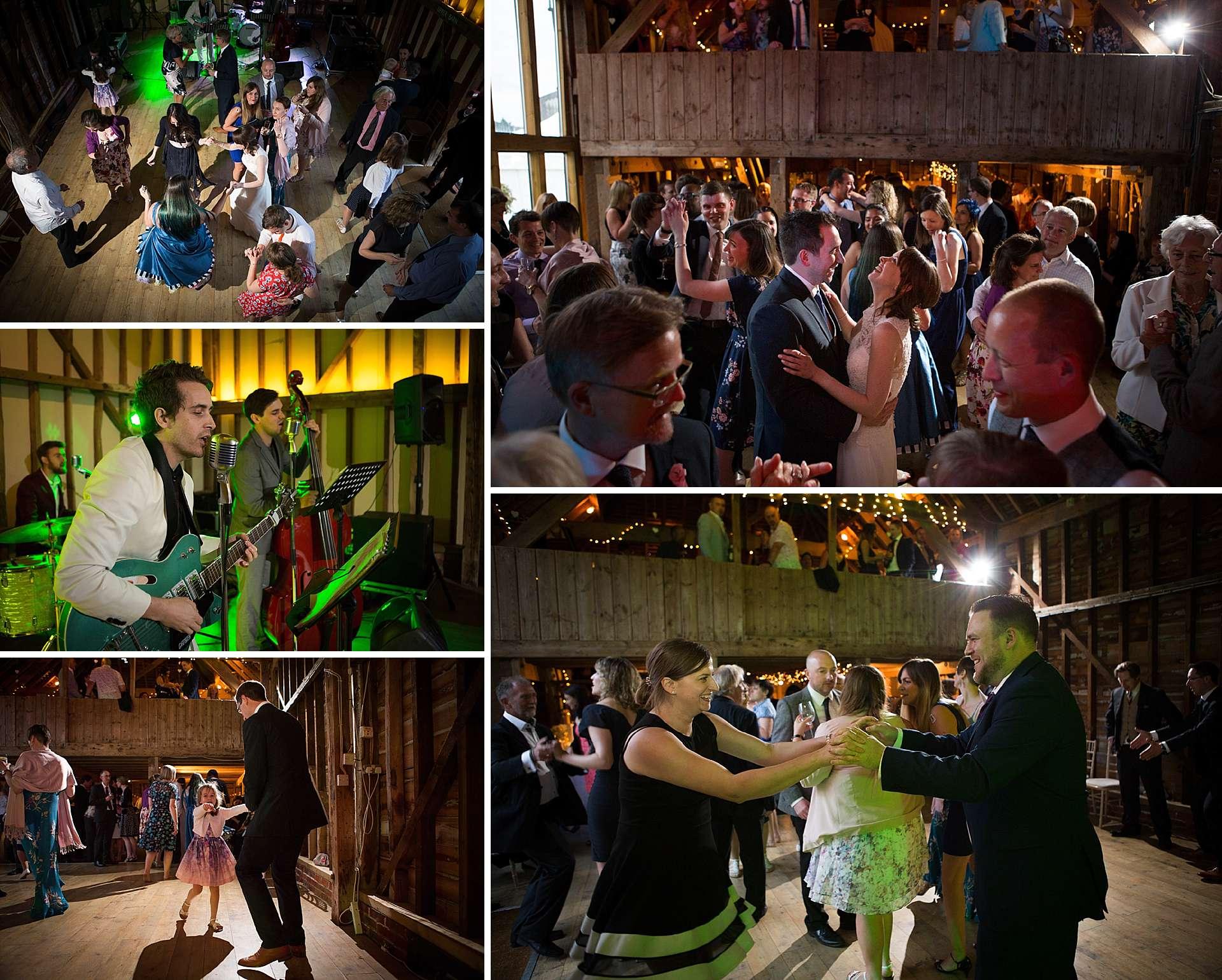 Berkshire Wedding Party
