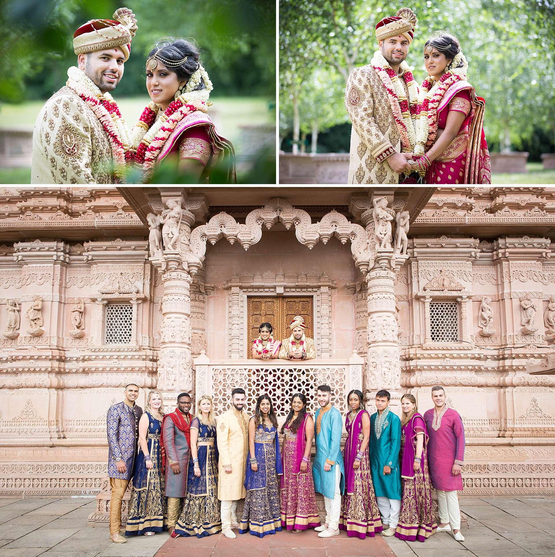Average Wedding Photographer Cost Uk 2017: Oshwal Centre Hindu Wedding