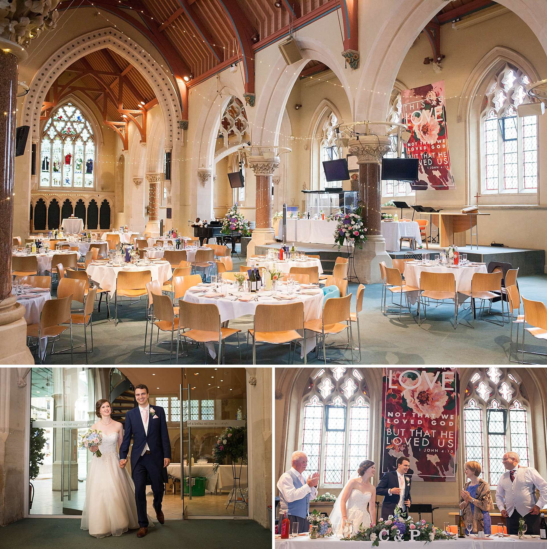 St Aldates Wedding