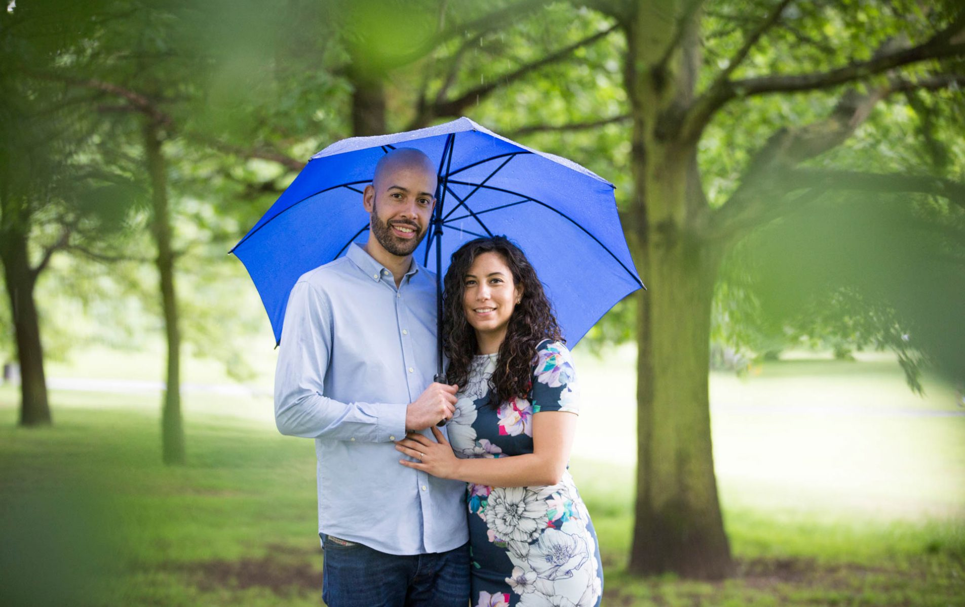 Greenwich Pre Wedding Shoot - Mayling and Tristan