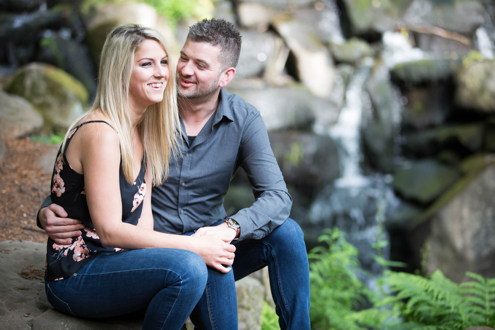 Virginia Water Pre Wedding Shoot