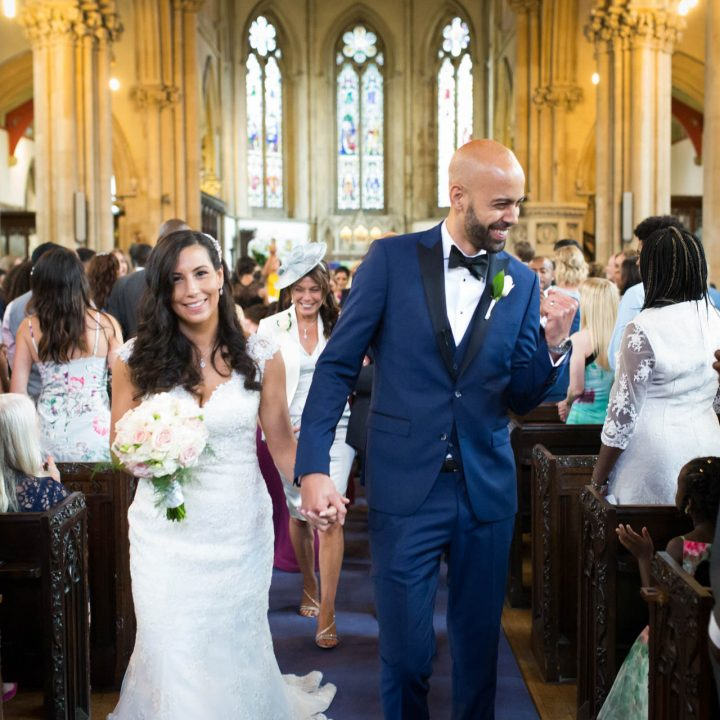 Stoke Newington Wedding - Mayling and Tristan