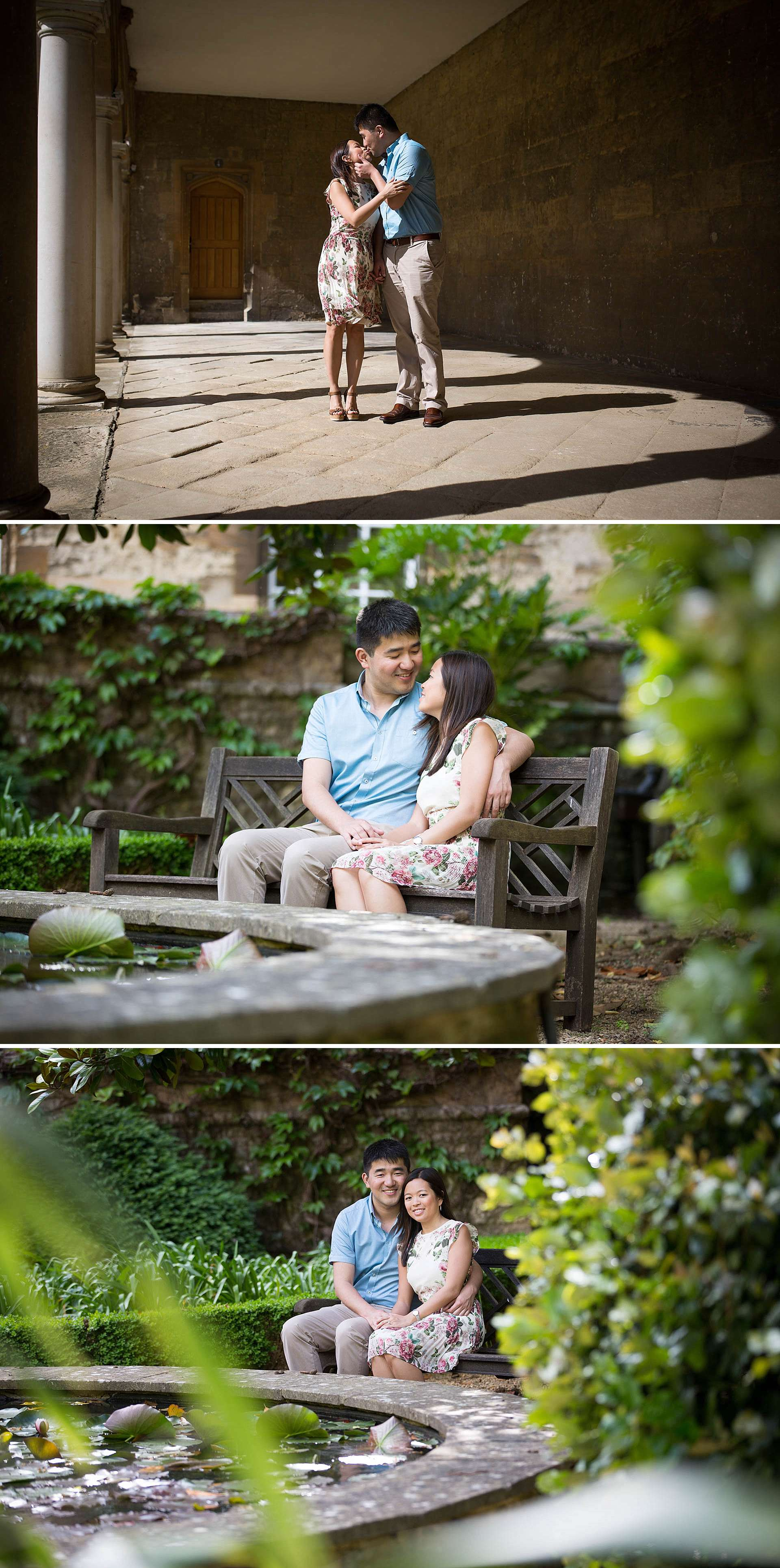 St John's College Pre-Wedding Shoot