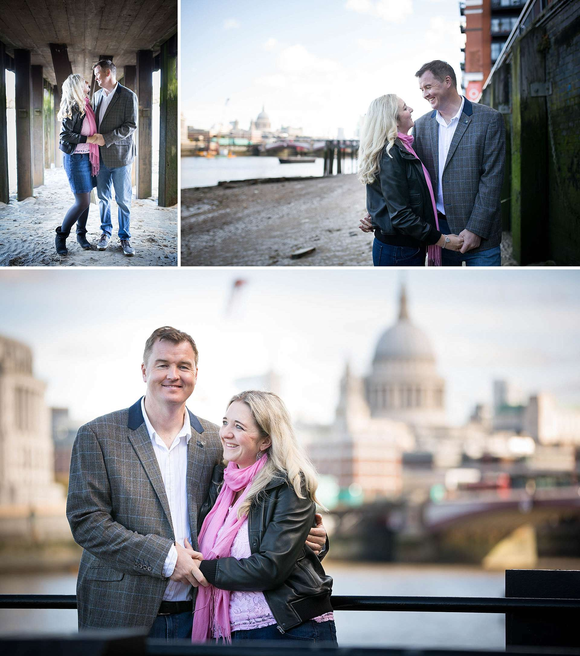 Southbank Engagement Shoot