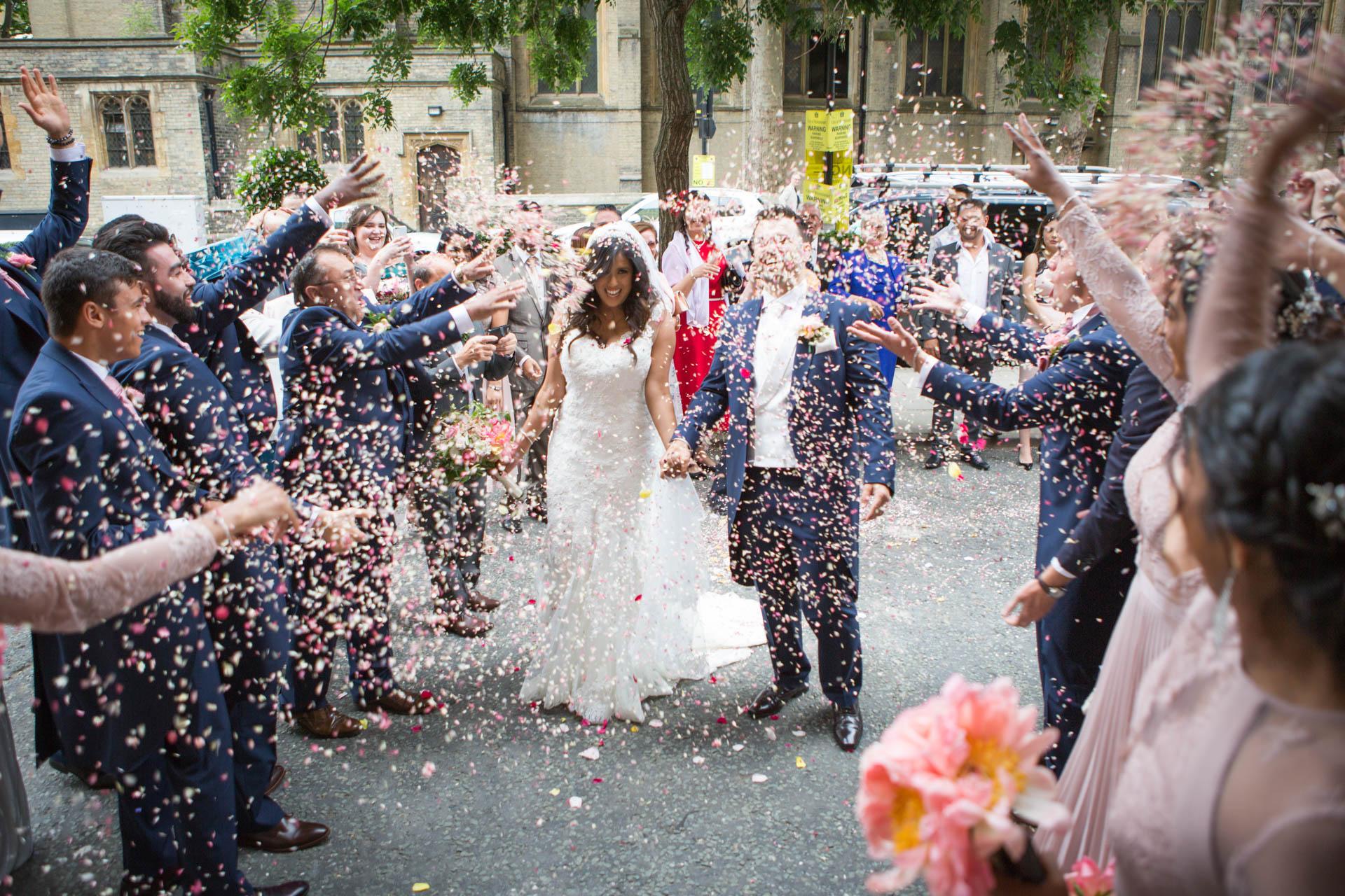 Knightsbridge Wedding Photographer