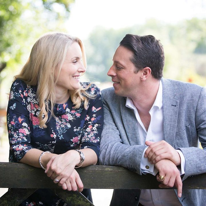 Sonning Engagement Shoot - Laura and James