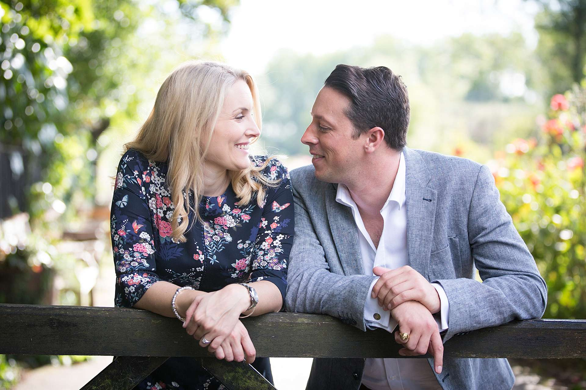 Sonning pre-wedding shoot
