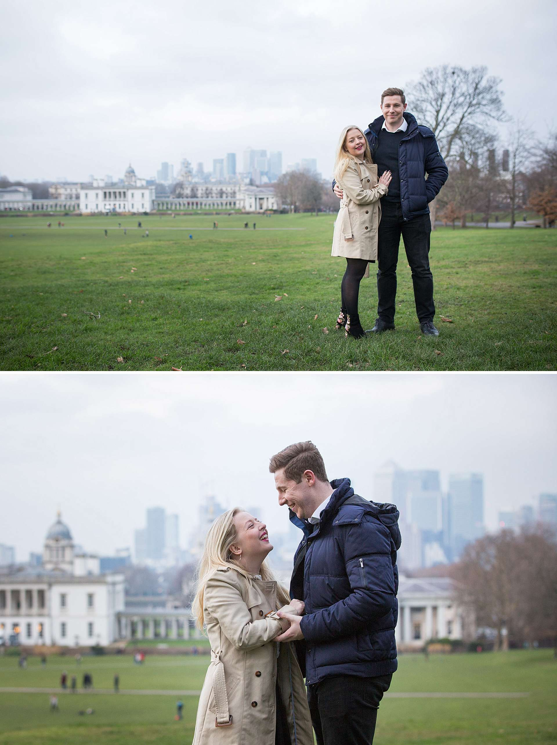 Greenwich Pre-Wedding Shoot