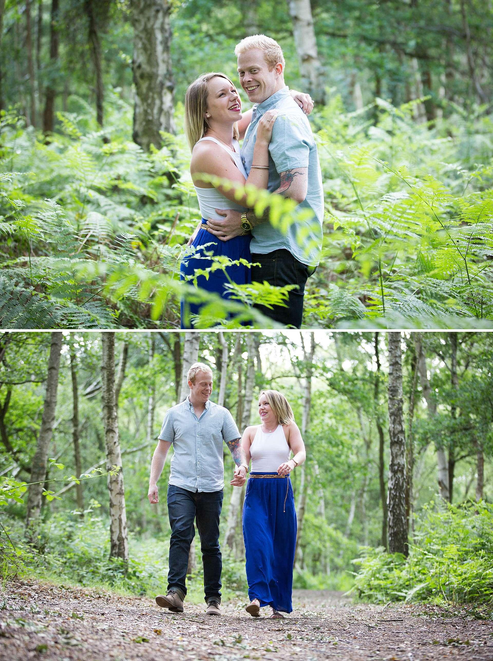 Windsor Great Park Pre Wedding Shoot