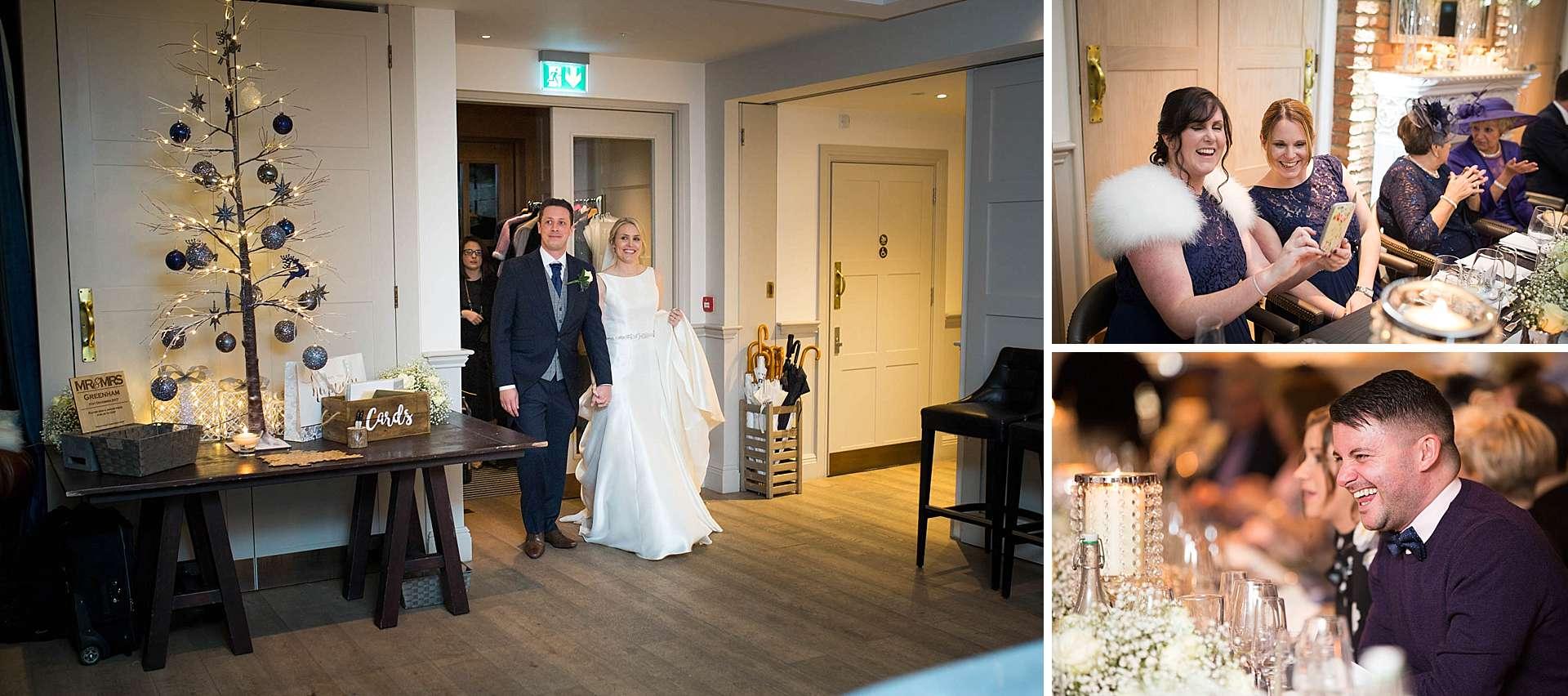 Berkshire wedding photography