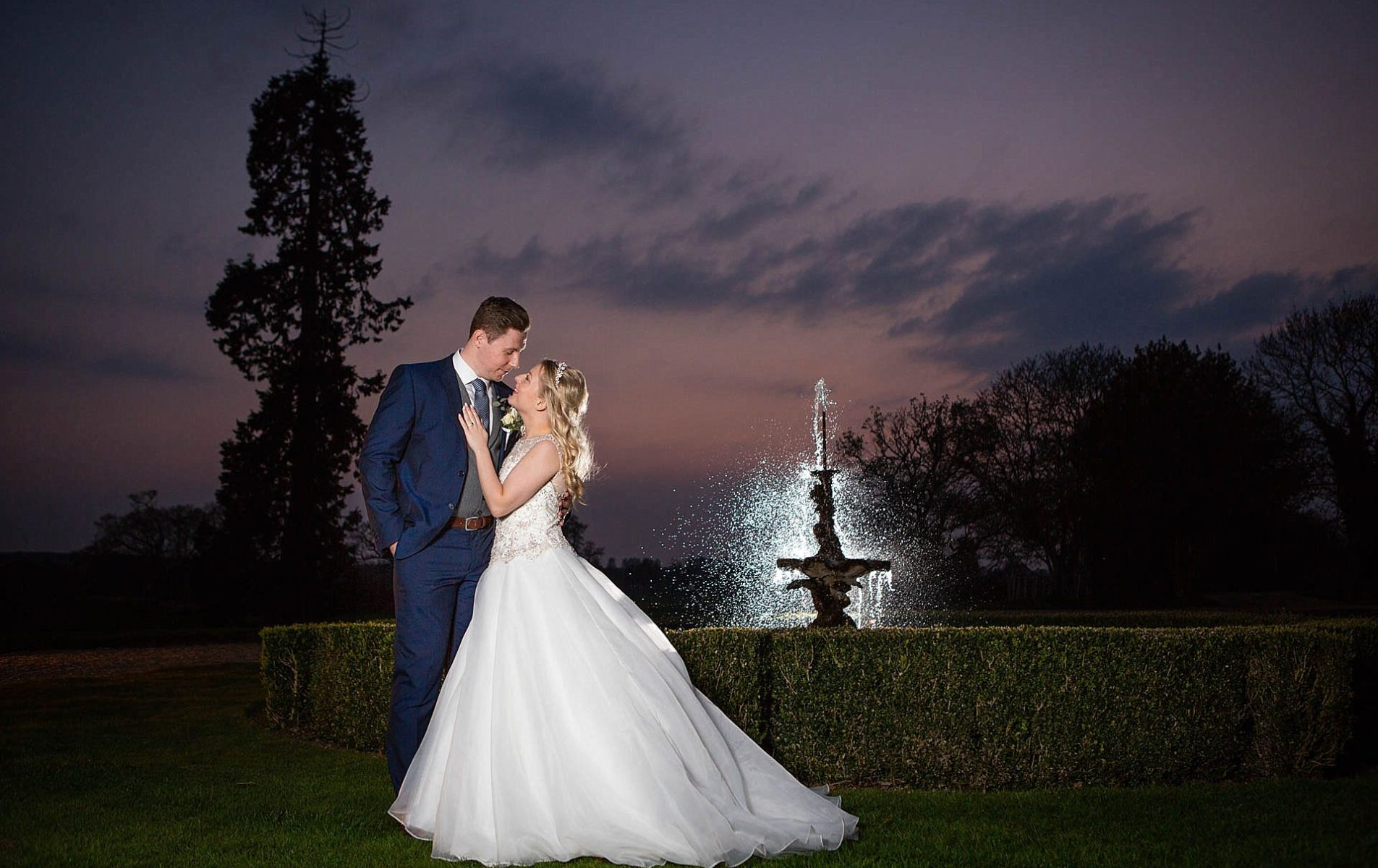 Gosfield Hall Wedding - Emily and Callum