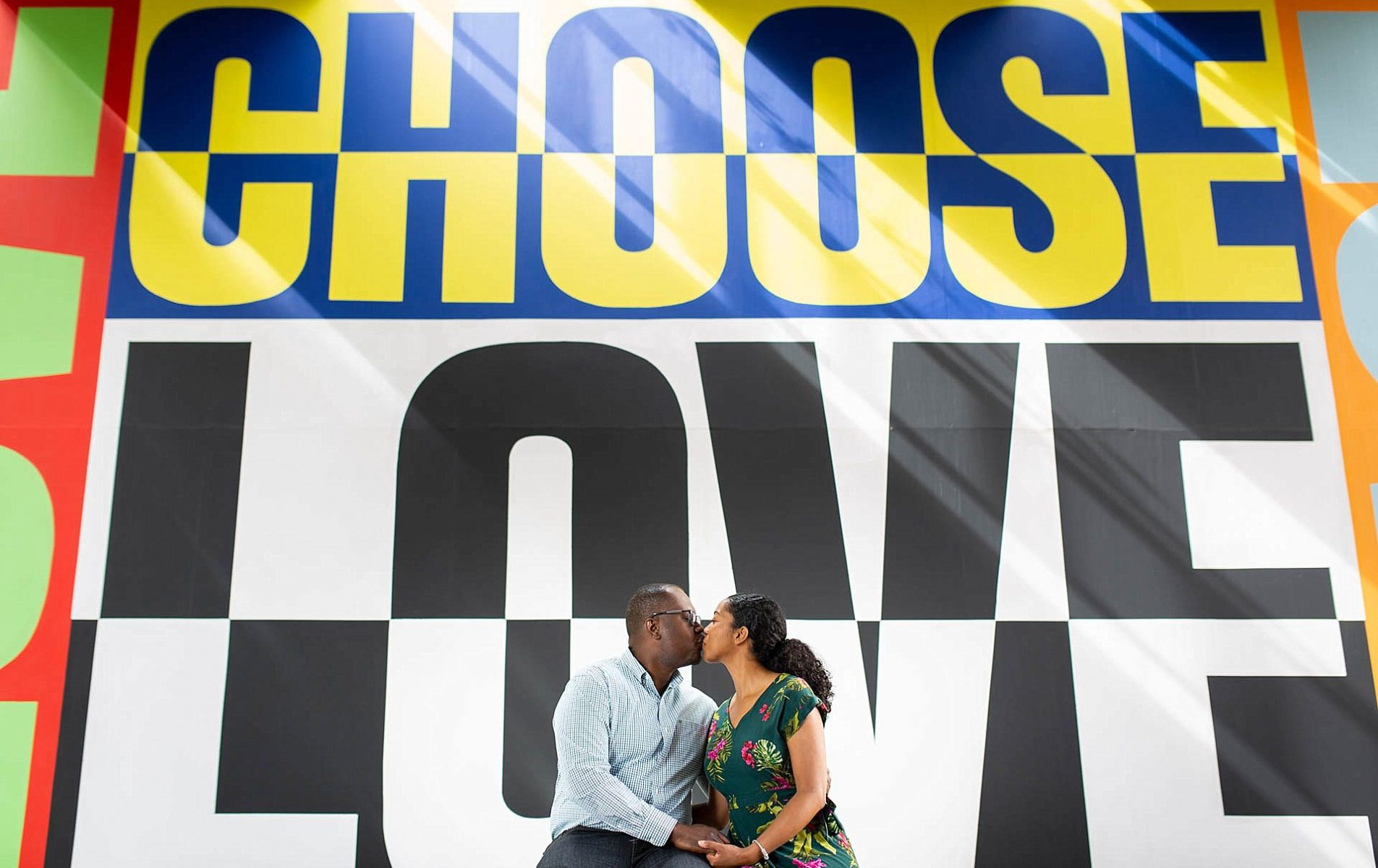 Southbank Pre-Wedding Shoot - Deborah and Ryan