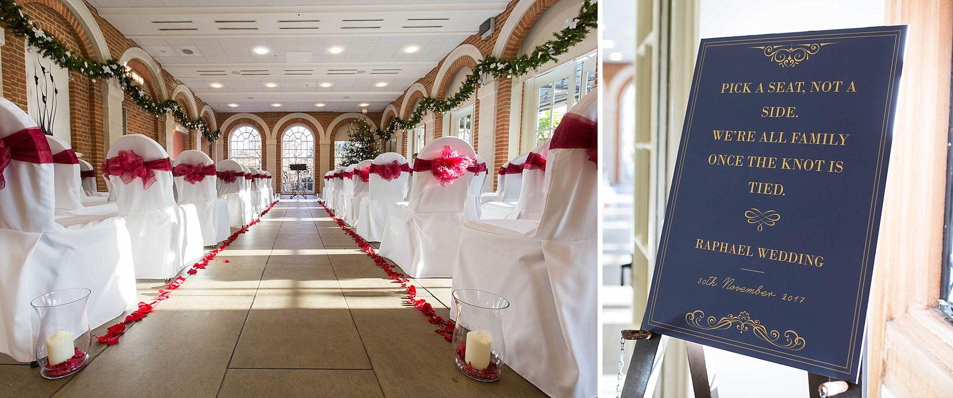 Great Fosters Wedding Venue