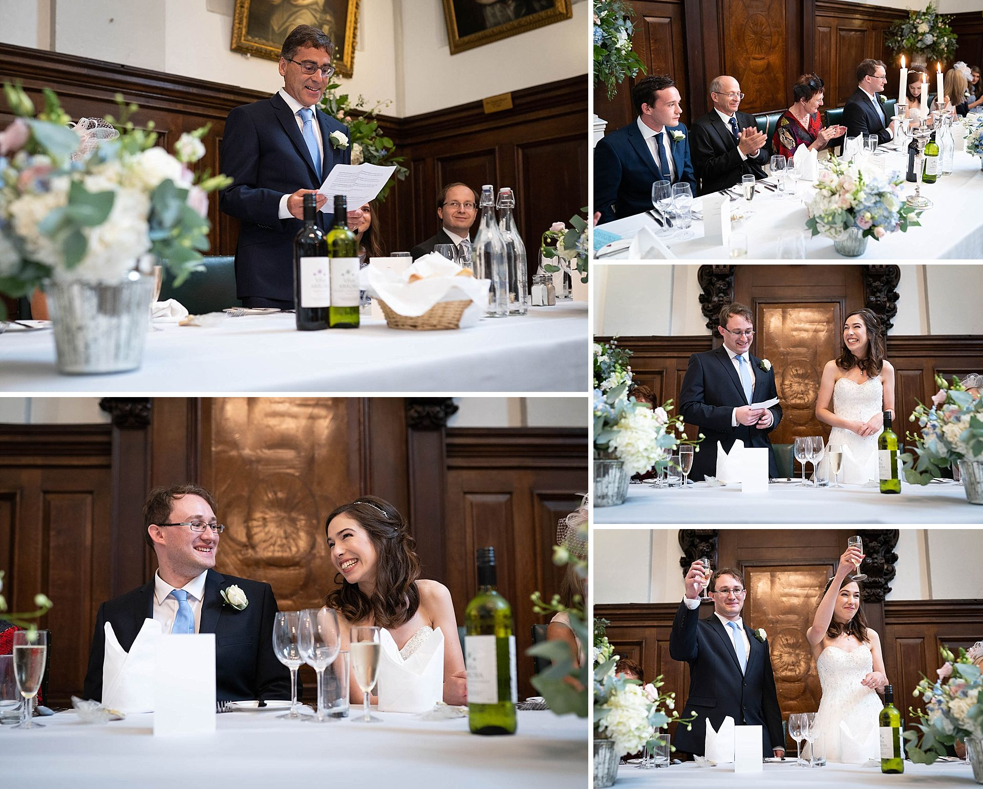 Oxford documentary wedding photography