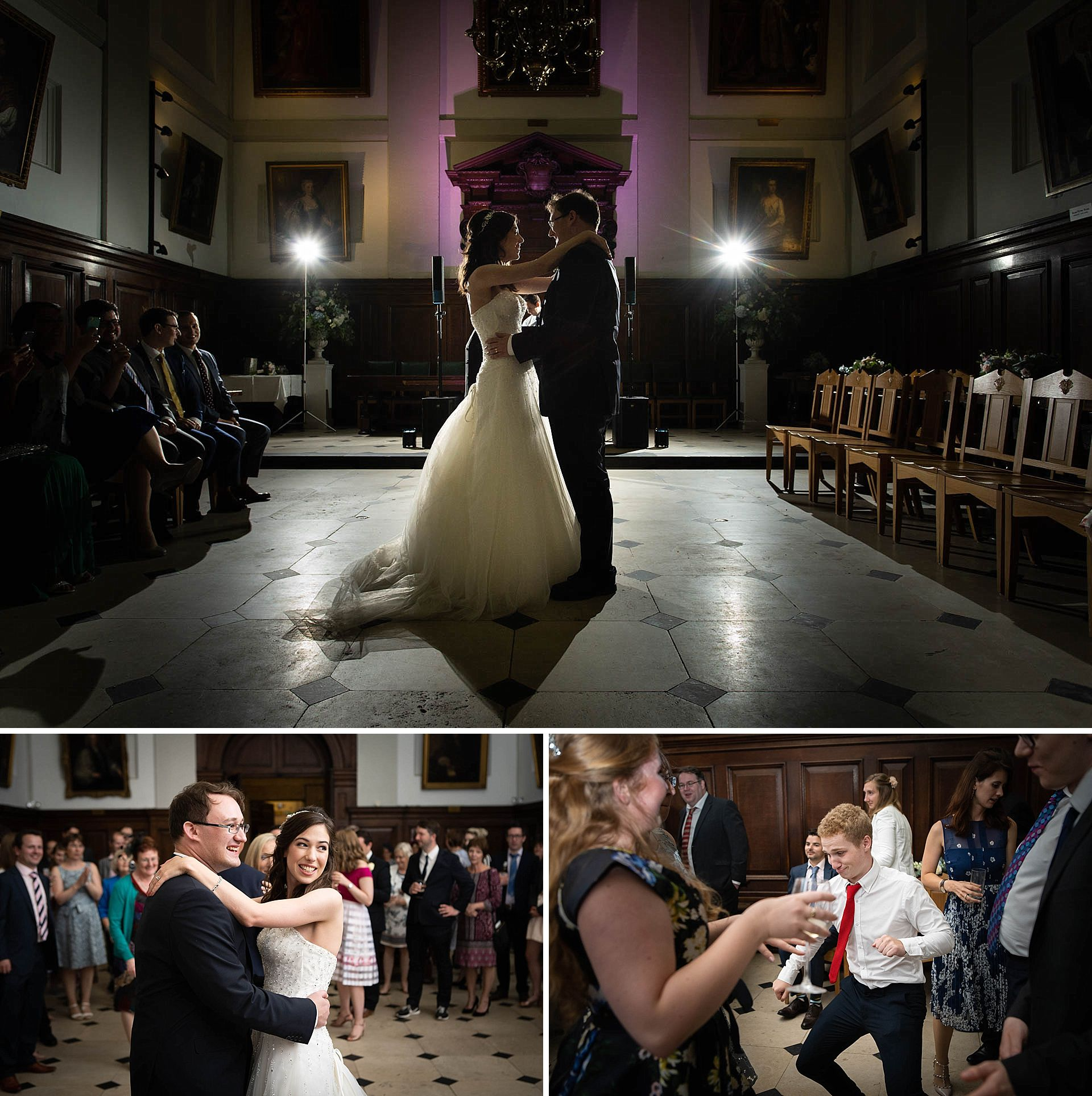 Queens College first dance