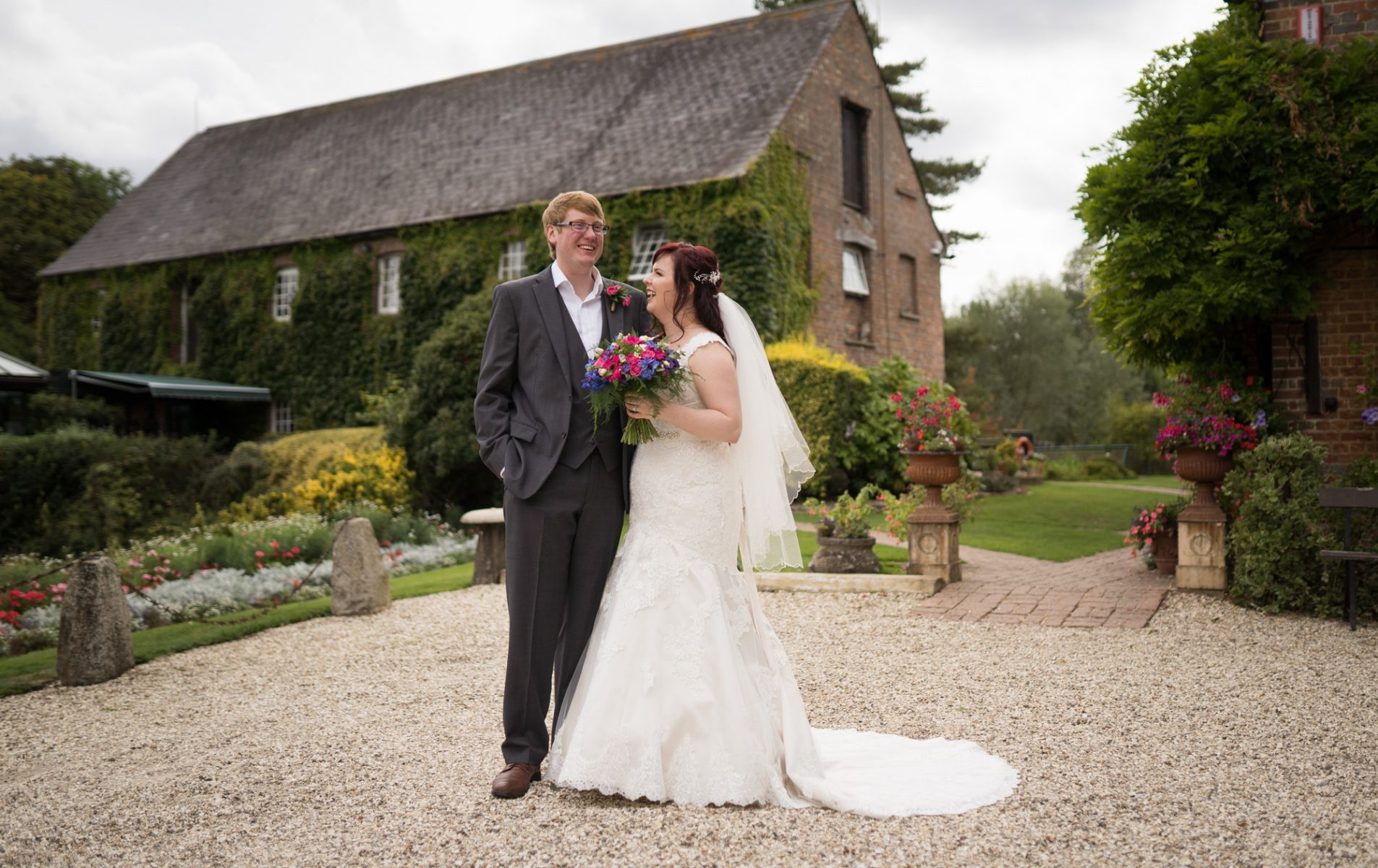 Louise and Ben's Wedding - The Old Mill Aldermaston