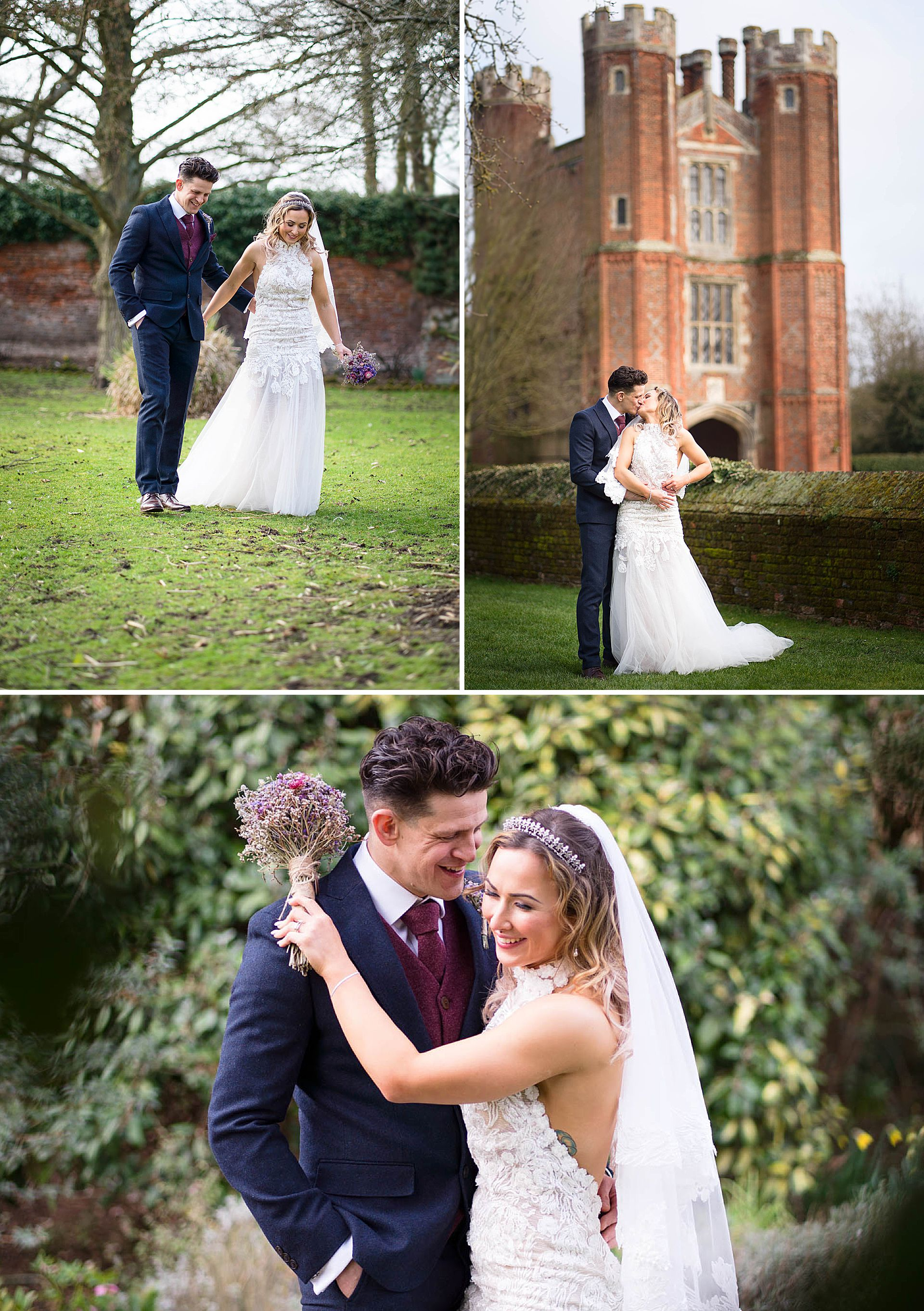 Essex wedding portraits
