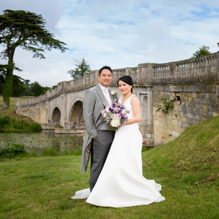 Brocket Hall Wedding - Kamin and Chris