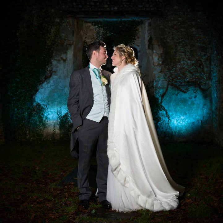Winter Wedding - Lauren and James