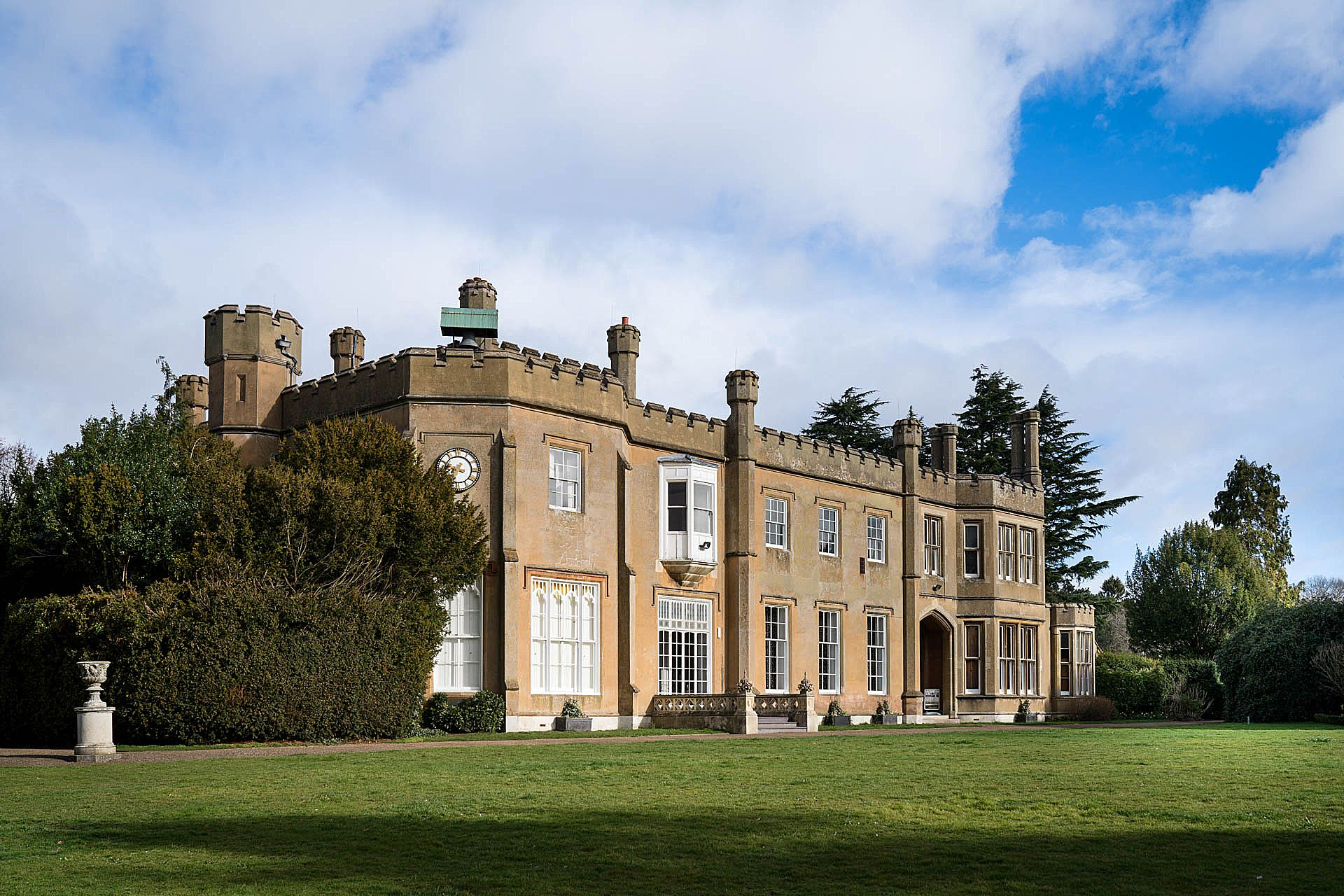 Nonsuch Mansion Wedding Venue