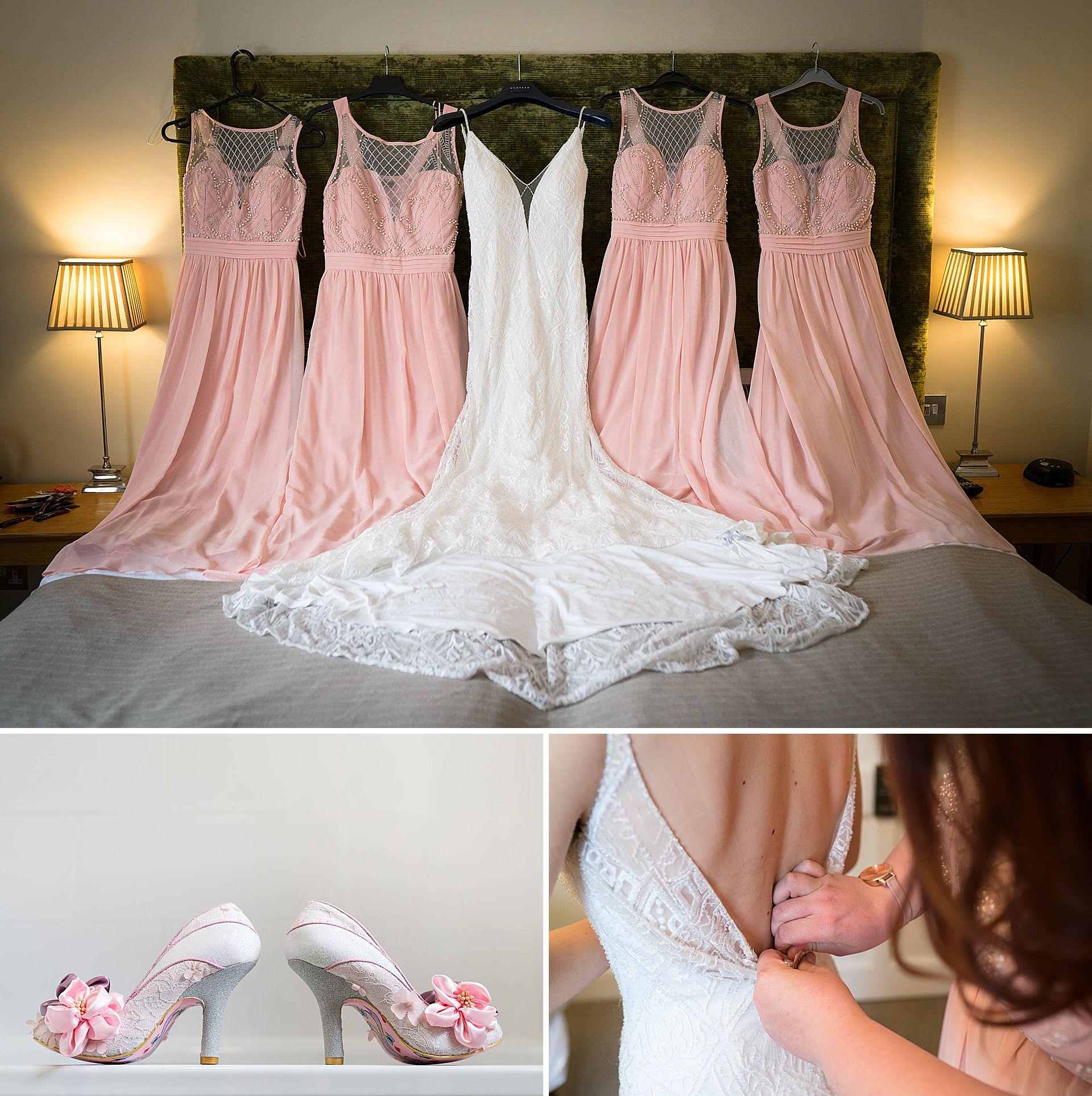 Wroxton House Hotel Wedding Photographer