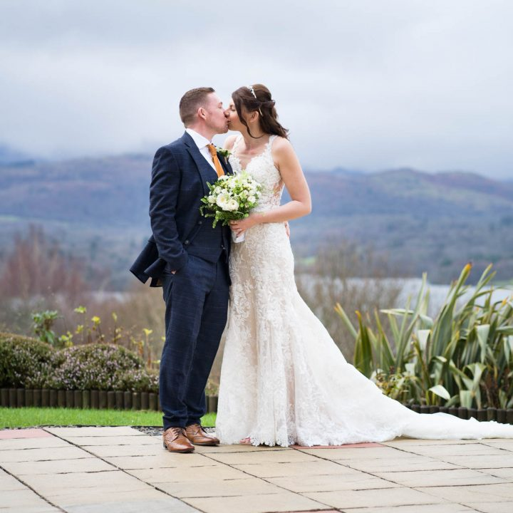 Lake District Wedding - Holbeck Ghyll Country House Hotel